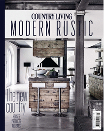 Featured in Modern Rustic Living II Bookazine – Country Living – Autumn/Winter 2014